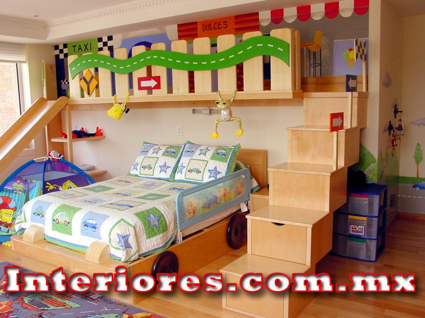 Untitled document for Recamaras infantiles de nino
